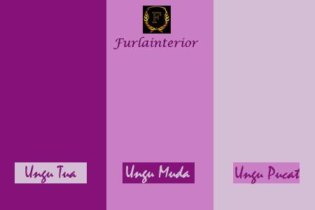 kombinasi warna monokrom
